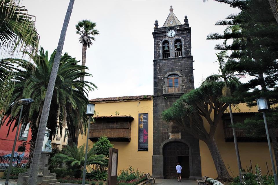 Convento de San Agustín, qué ver en La Laguna