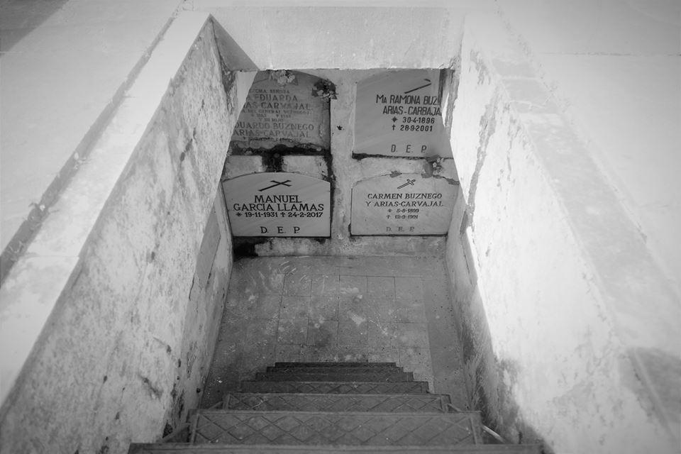Hipogeo, cementerio de La Carriona, Avilés