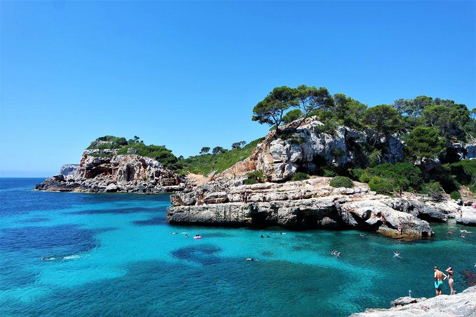 Cala Almunia, playas de Mallorca