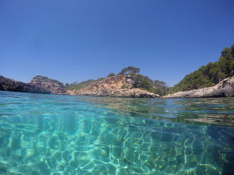 Cala S´Almunia, Mallorca