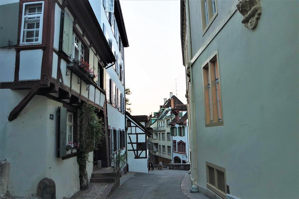 Calles medievales, qué ver en Basilea