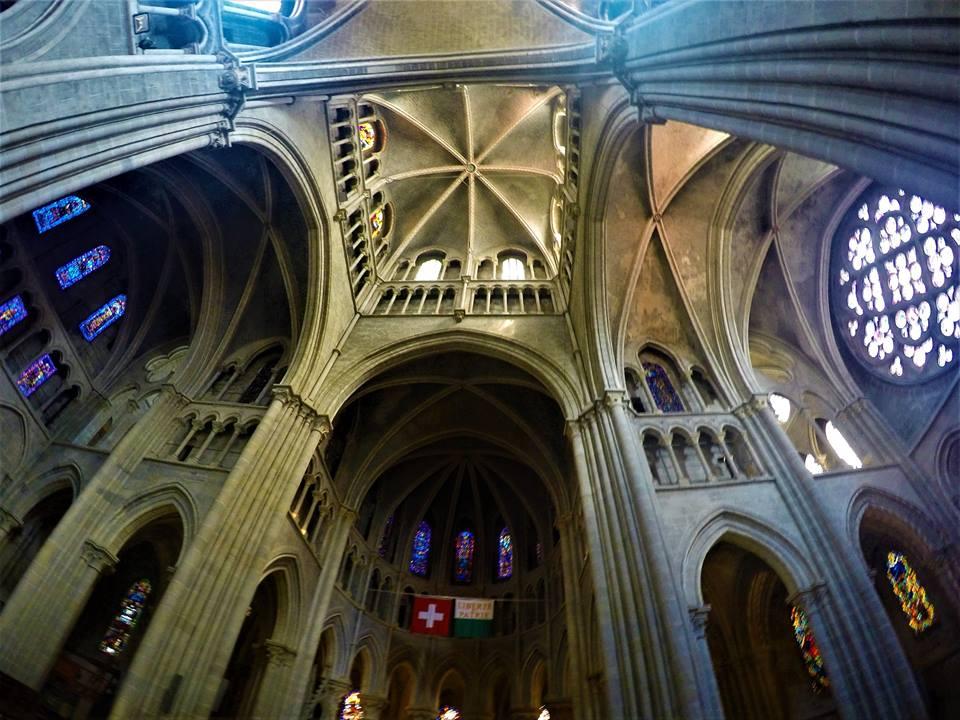 Catedral de Lausanne, Suiza