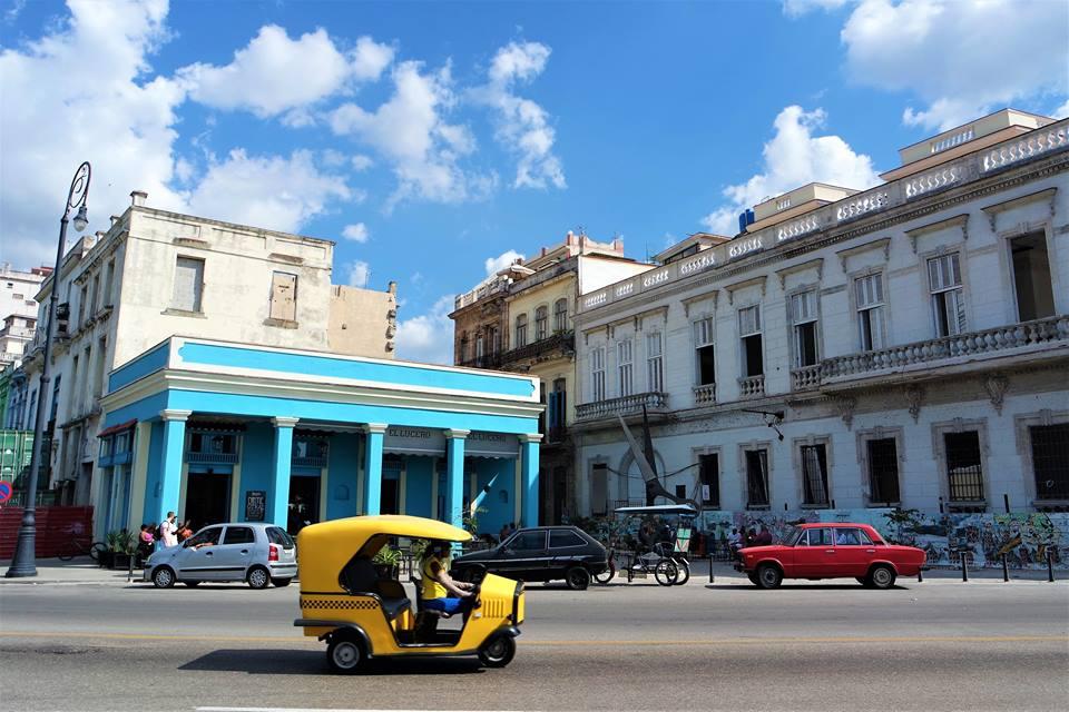 Cocotaxi, La Habana