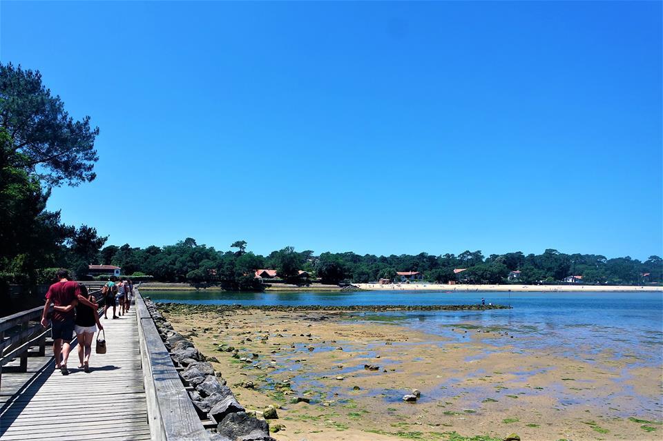 Lago de Hossegor, Las Landas