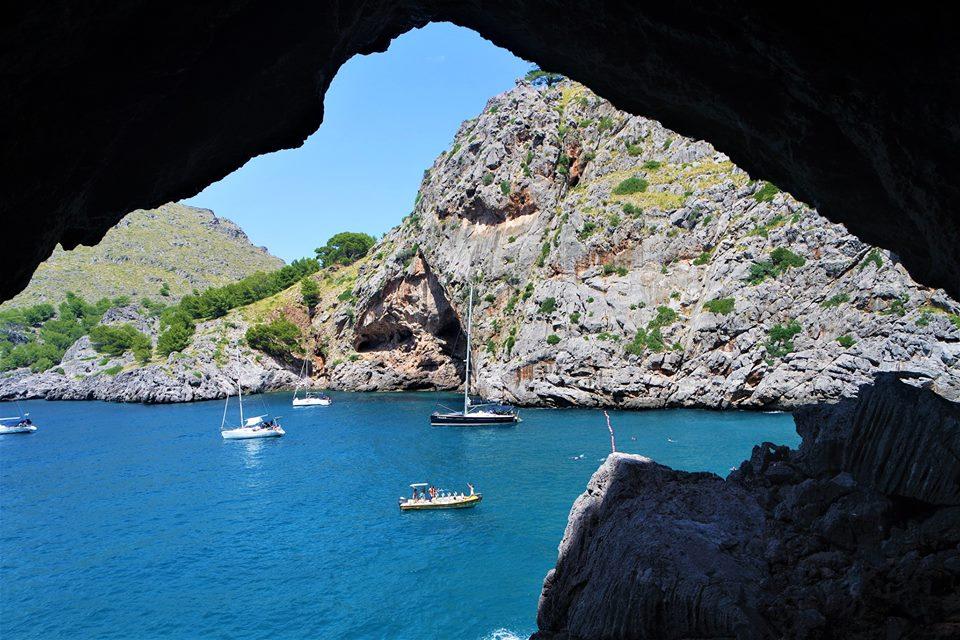 Sa Calobra, calas de Mallorca