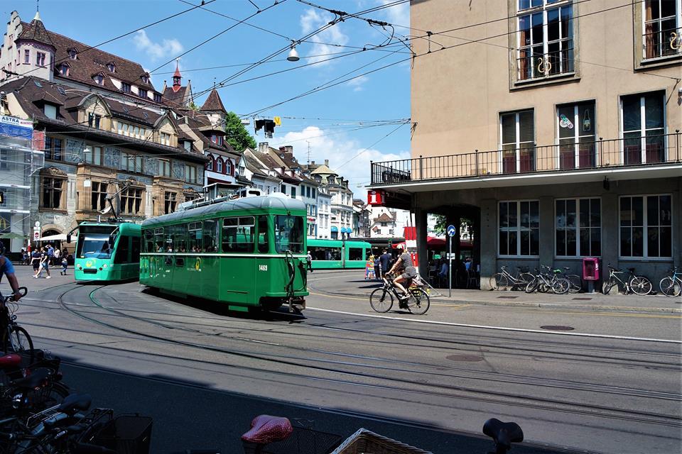 Tranvía de Basilea
