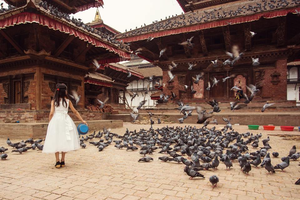 Katmandú, preparativos para viajar a Nepal