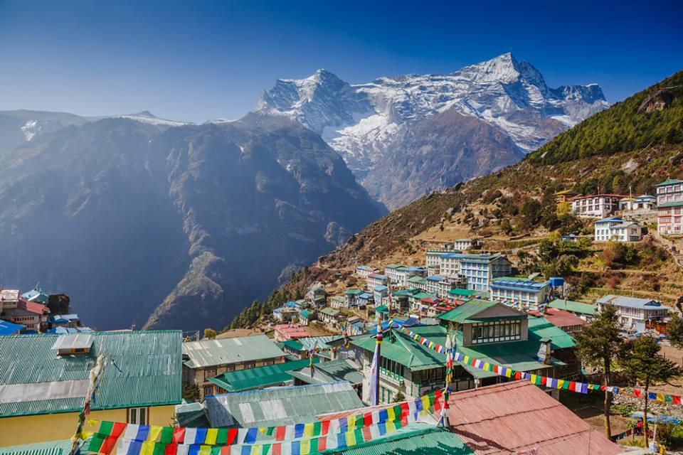 Preparativos para viajar a Nepal, el Himalaya