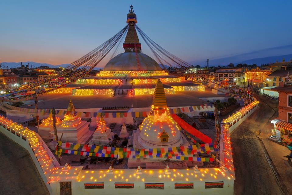 Templos de Katmandú