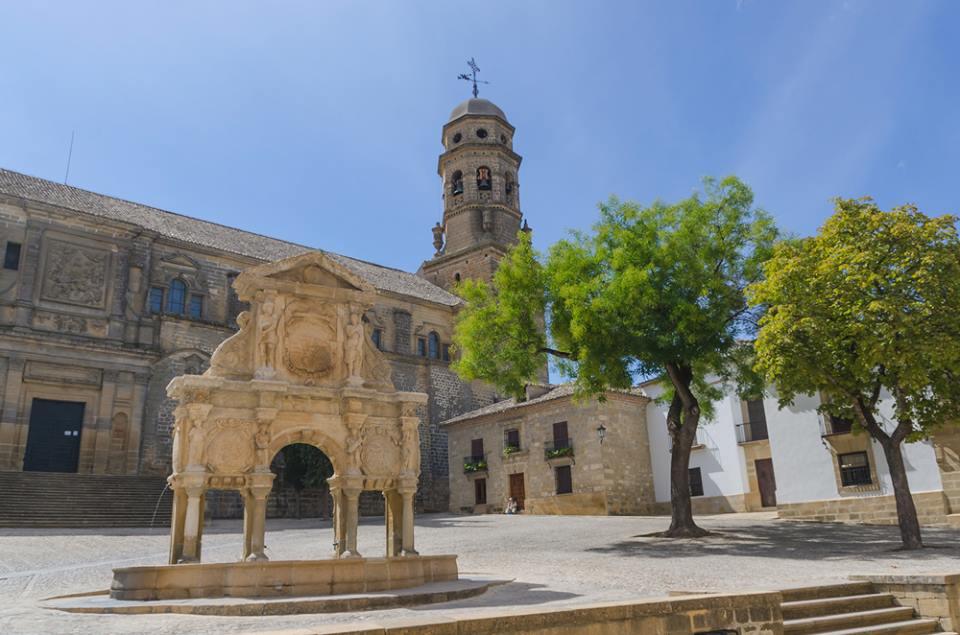 Baeza, los pueblos más bonitos de Jaén