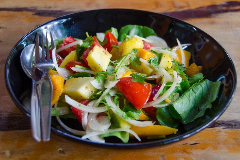 Ensalada de Tailanda, los mejores y peores platos del mundo