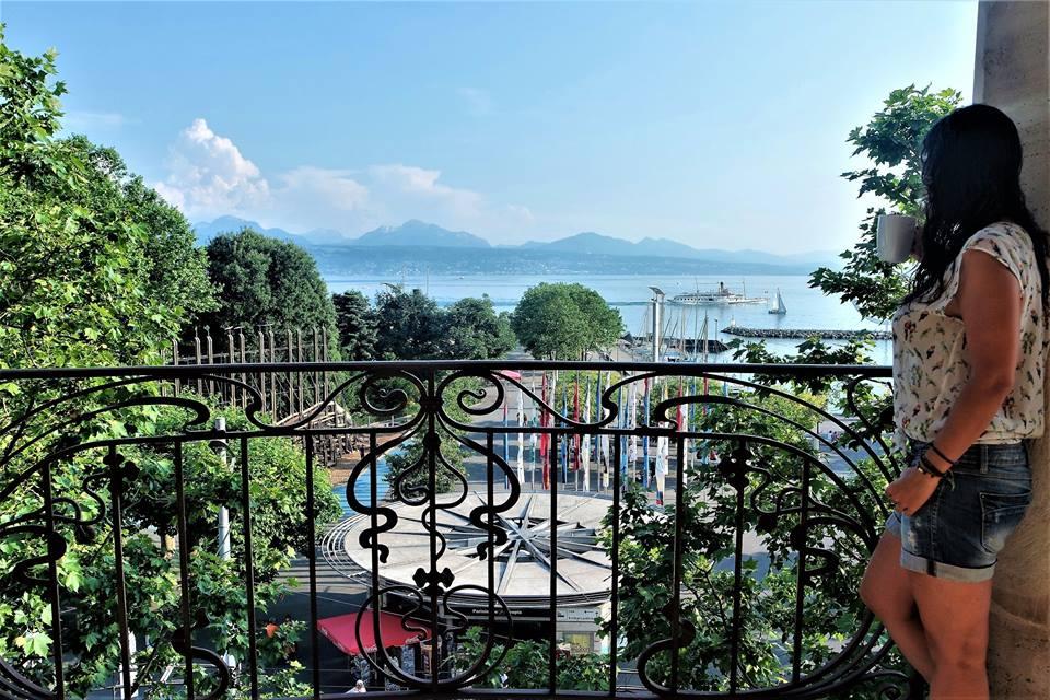 Hotel Aulac, mi alojamiento en Lausanne