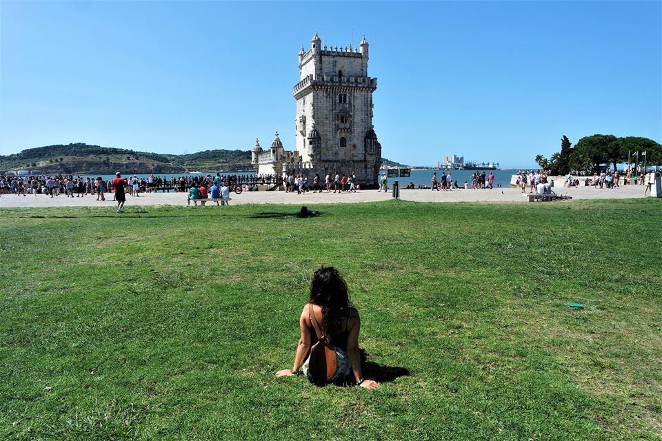 La Torre de Belem, Lisboa