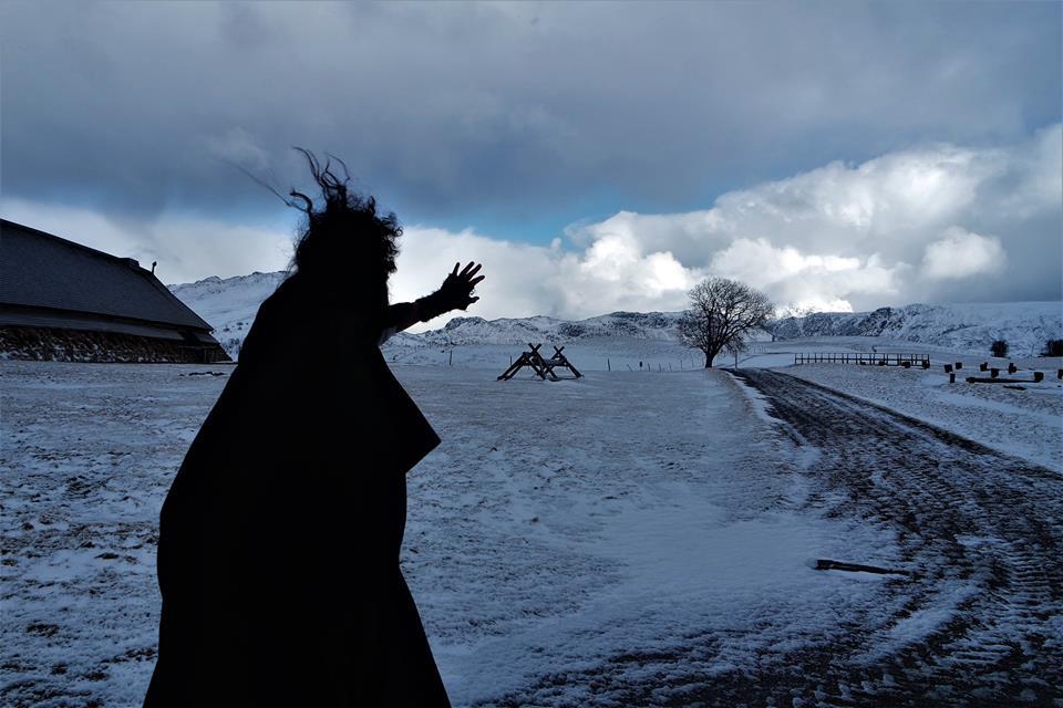 Mito de la Creación, museo vikingo de las islas Lofoten