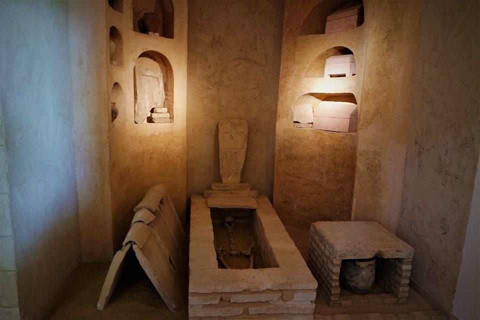 Restos romanos, Museo histórico de Montilla