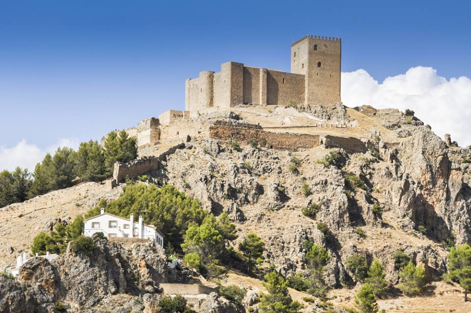 Segura de la Sierra es uno de los pueblos más bonitos de Jaén, Andalucía