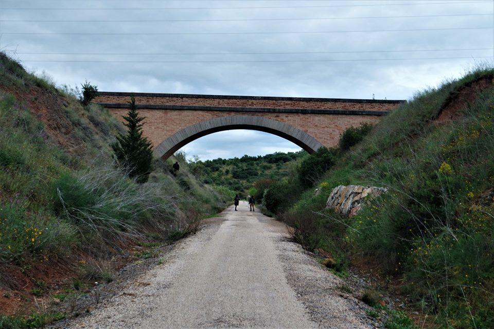 Vía Verde del Aceite. Los pueblos más bonitos de Jaén