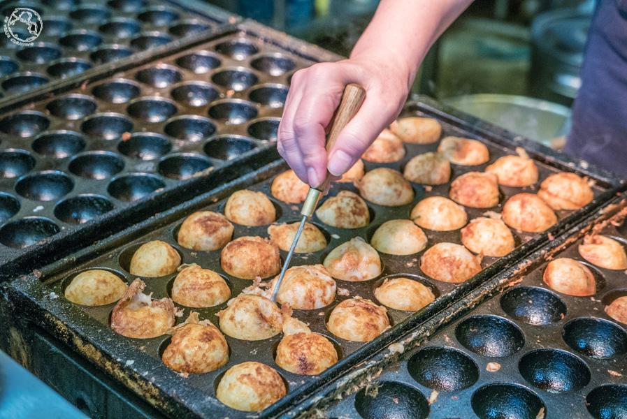 Takoyaki, Japón