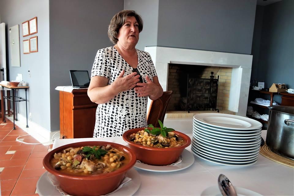 Cocido tradicional de El Alentejo, gastronomía de Portugal