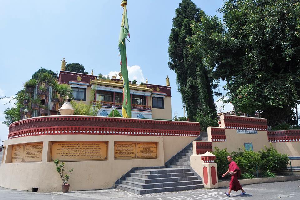 Monasterio de Kopan, valle de Katmandú