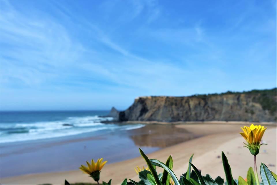 Playa de Odeceixe, Algarve