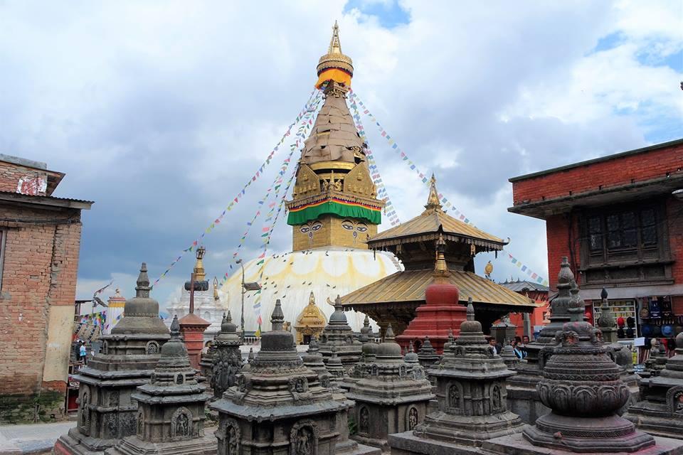 Templo sagrado de los Monos, Katmandú