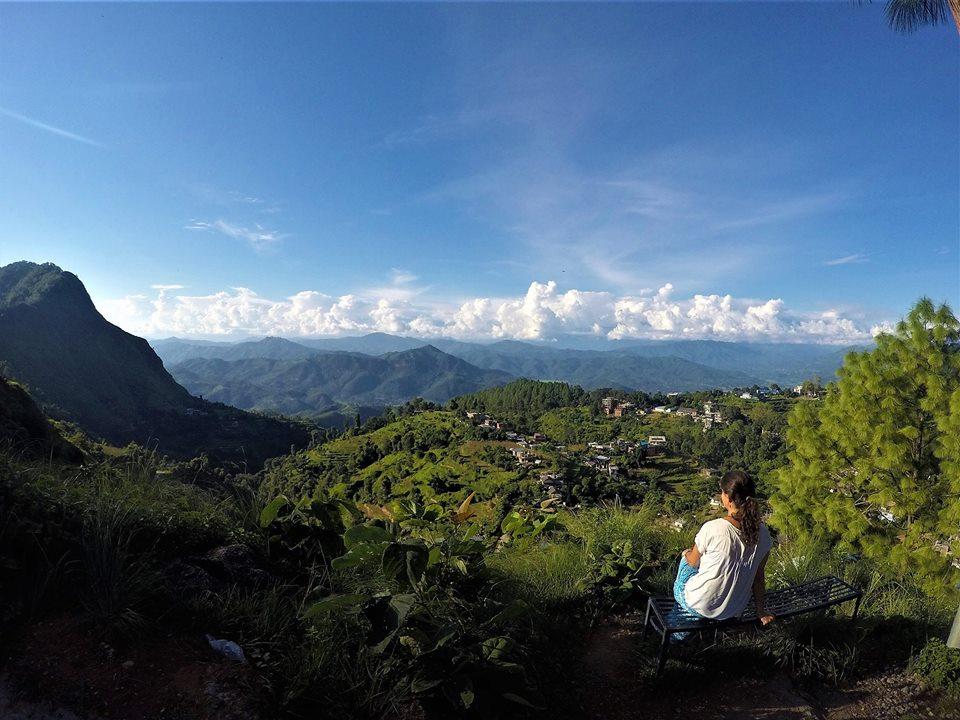 Buscando el Himalaya en Bandipur