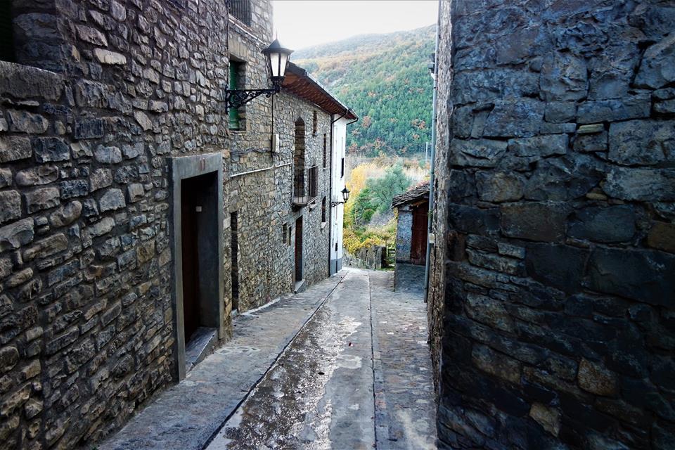 Calles de Boltaña