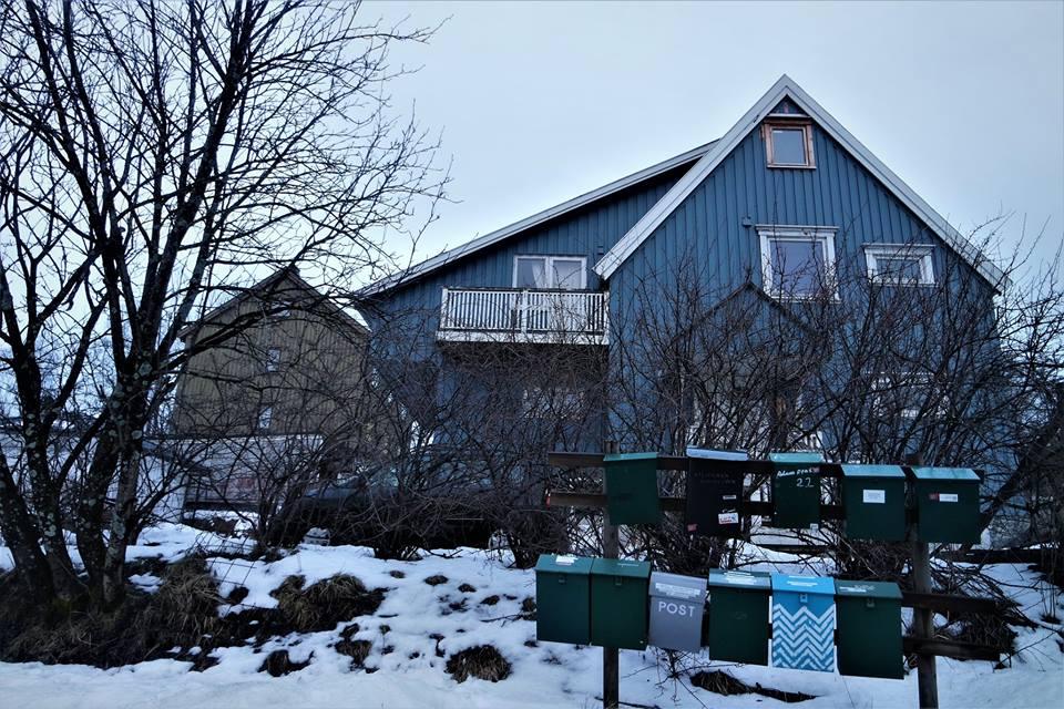 Casas de Narvik