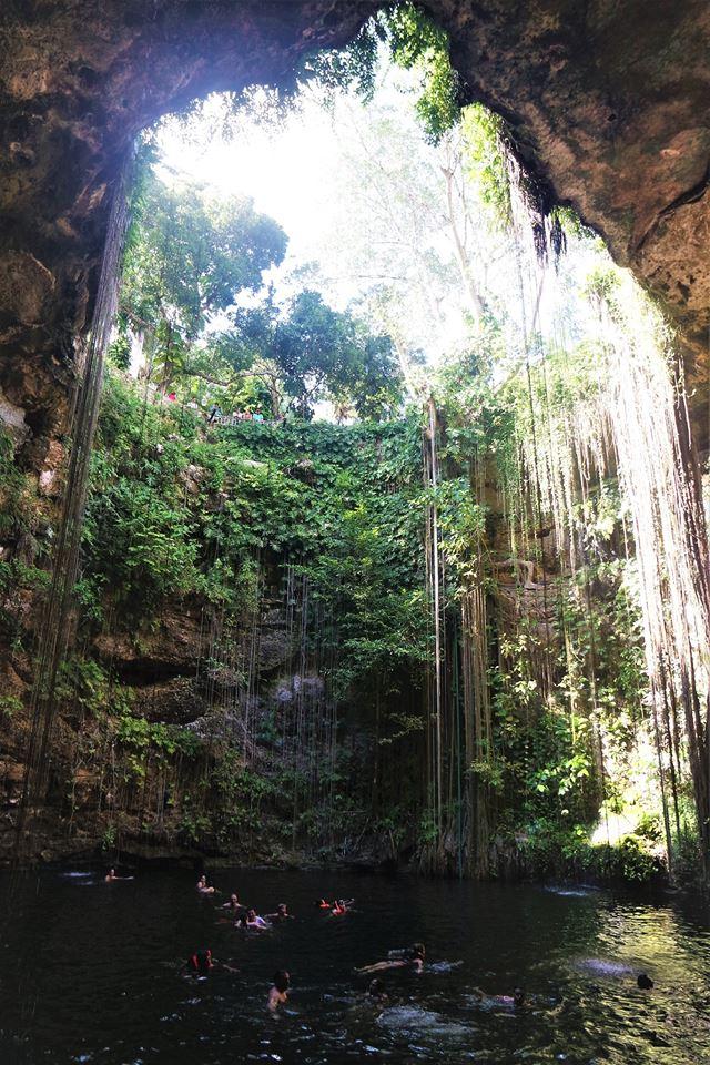 Cenote de Ik Kil