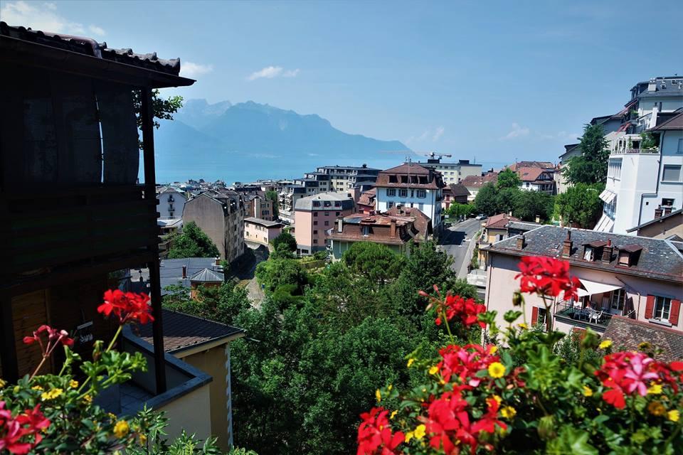 Ciudad Vieja de Montreux