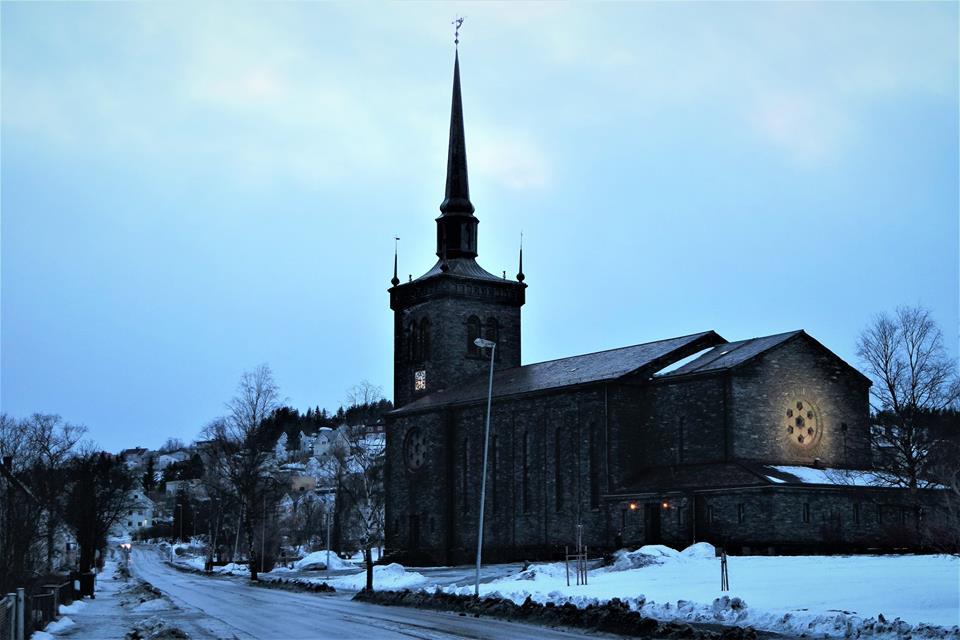 Iglesia de Narvik, Noruega