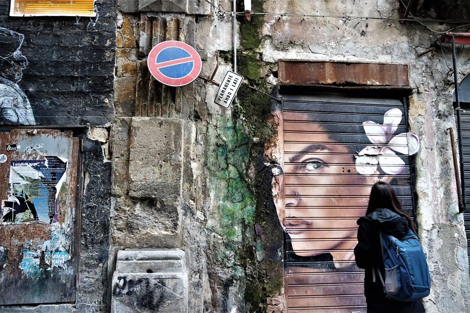 Arte urbano en Palermo