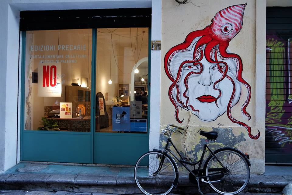 Tiendas de Palermo