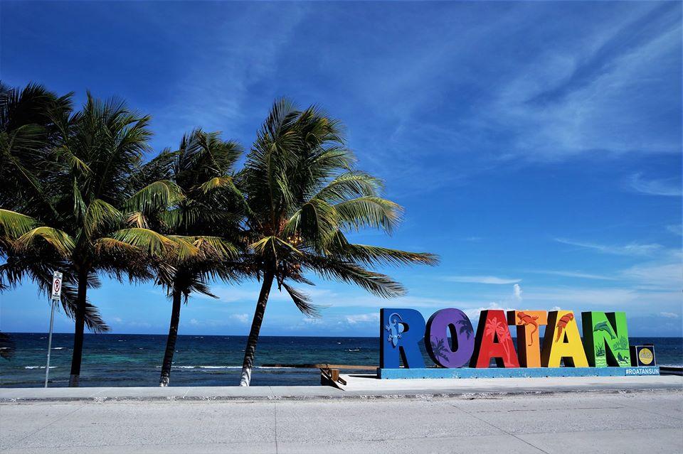 Isla de Roatán, Honduras