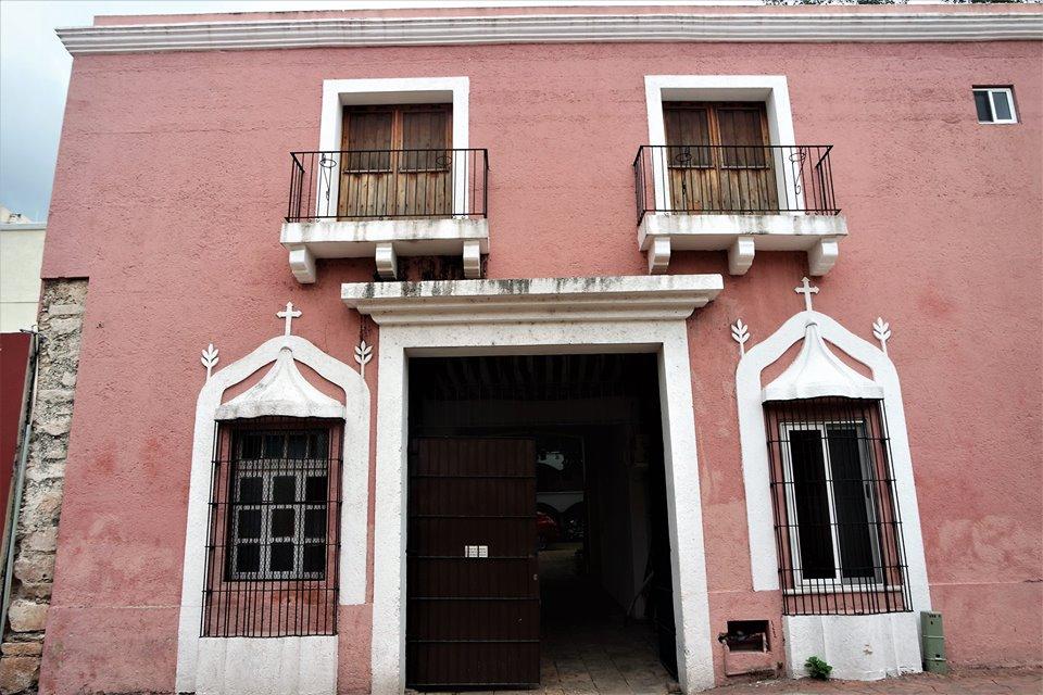 Casas coloniales de Valladolid