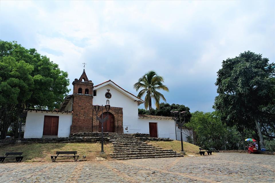 Iglesia de San Antonio, qué ver en Cali