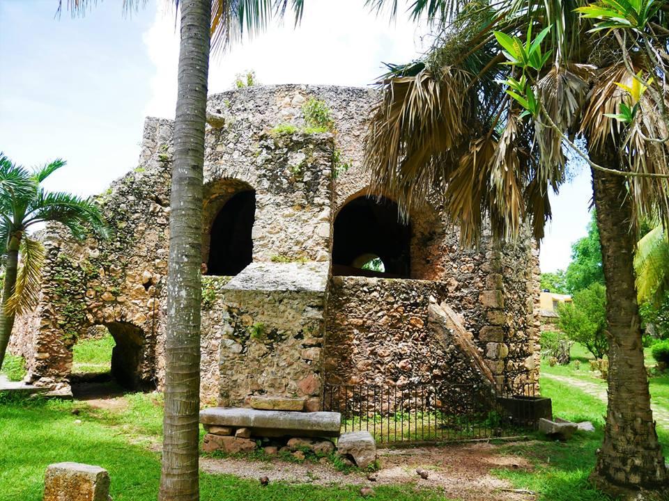 Noria, monasterio de San Bernardino
