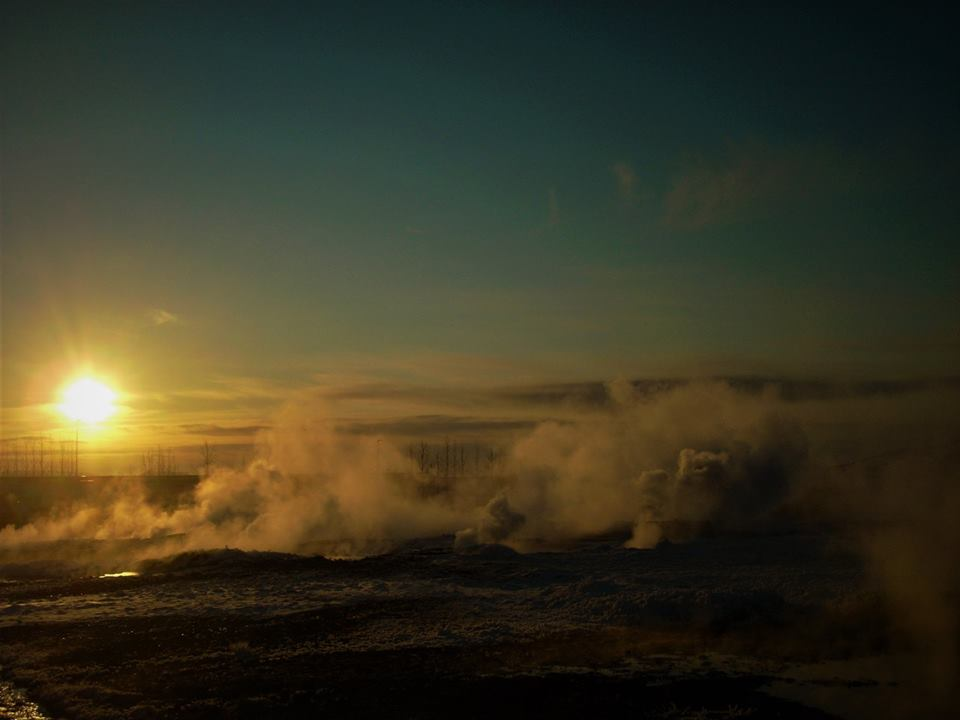 Geysir, Islandia