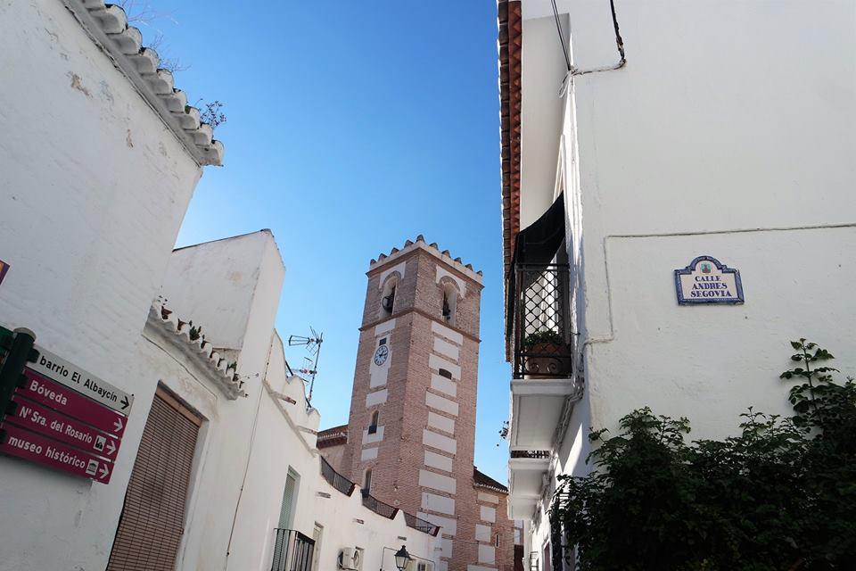 Iglesia del Rosario, Qué ver en Salobreña