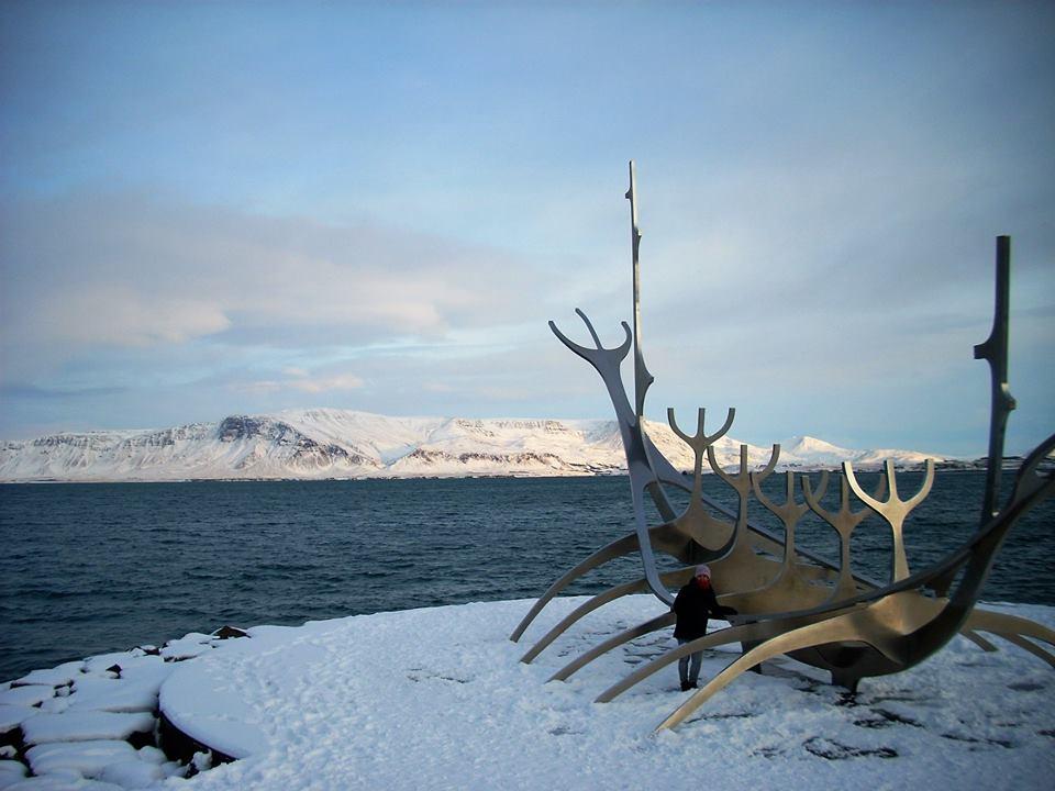 Solfar, escultura de Reikiavik