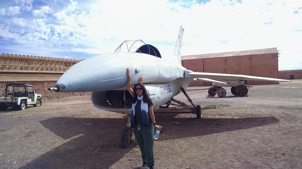 Avión de La Joya del Nilo