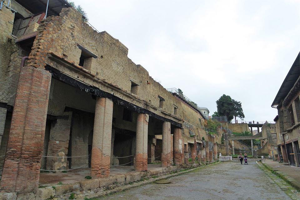 Calles de Herculano