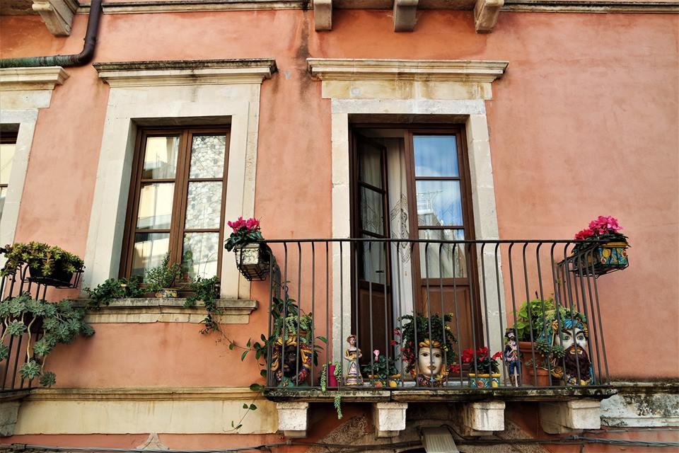 Casas de Taormina