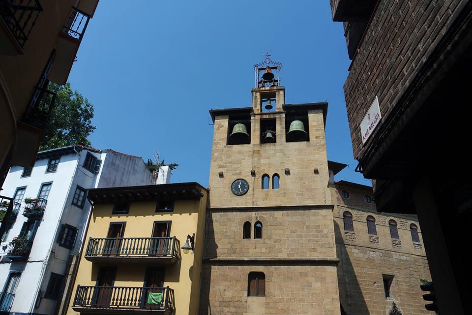 Centro histórico de Zarautz