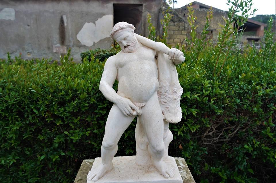 Hercules borracho, Herculano