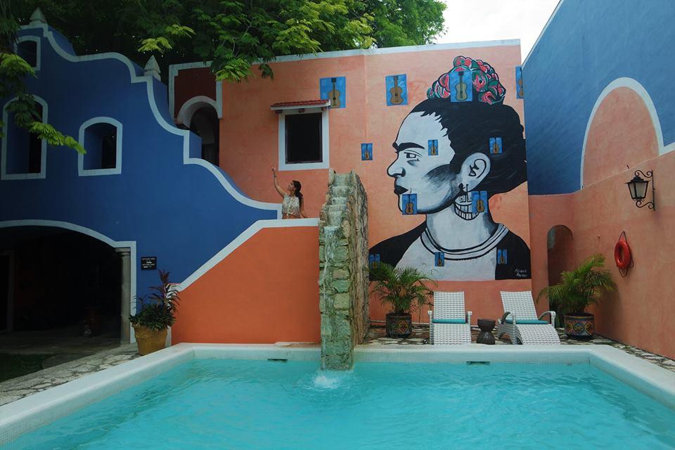 Hotel Casa de las Flores, qué ver en Playa del Carmen