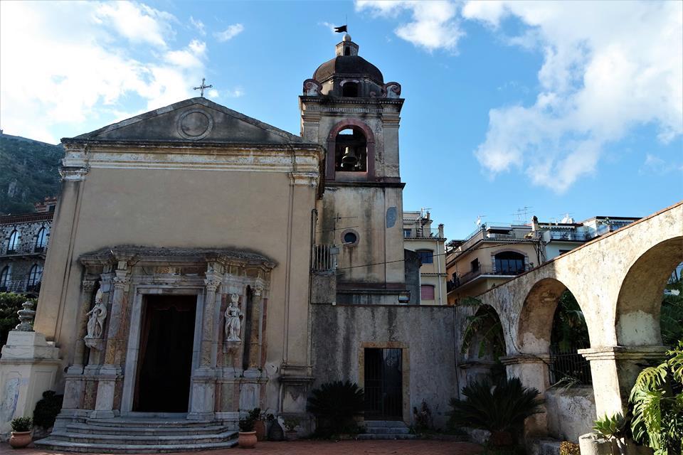 Iglesia de San Pancrazio, qué ver en Taormina