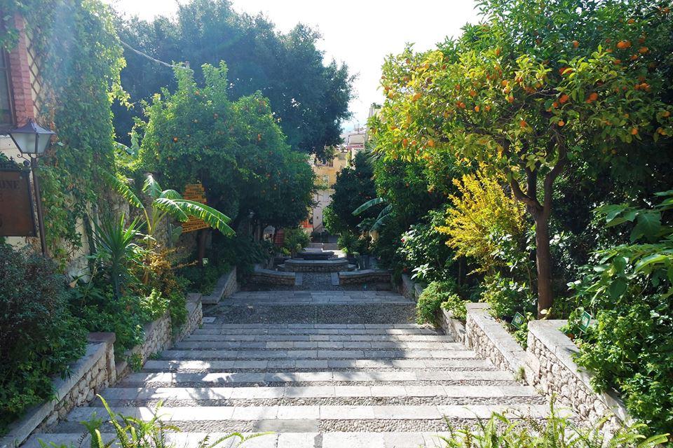 Jardines de Taormina