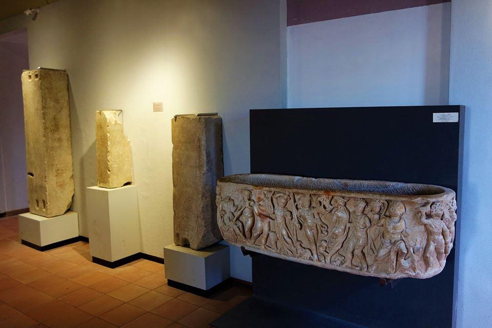 Museo del teatro de Taormina